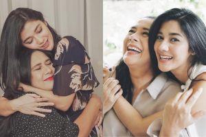 7 Potret akrab Naysilla Mirdad dengan sang mama, penuh kasih sayang