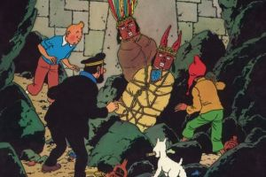 6 Negara fiktif ini sering muncul di serial The Adventures of Tintin