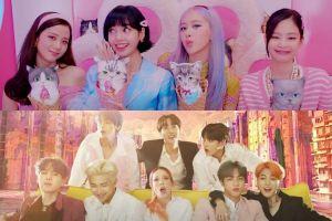 Inilah 8 kolaborasi keren antara idol K-Pop dengan penyanyi Barat
