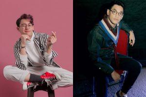 7 Penyanyi pria Tanah Air ini identik dengan kacamata, semakin menawan