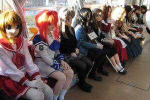 8 Hal aneh dan unik ini hanya bisa kamu temukan di negara Jepang