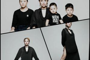 5 Potret kekompakan Nikita Mirzani bersama tiga anaknya, super moms