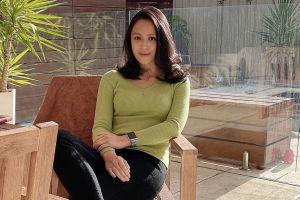 7 Potret Cantik Jill Carissa yang jadi perawat di Australia, manglingi