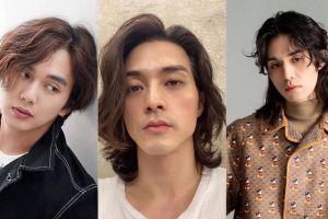 7 Aktor Korea ini nampak makin gagah dengan rambut gondrong