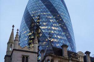 3 Bangunan ini terinspirasi dari makhluk hidup, menakjubkan banget