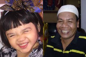 7 Potret Alyssa Ayudia, cucu Udin Nganga yang gemesin abis