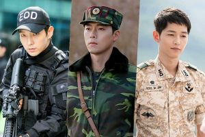 14 Pemeran utama K-Drama ini terlihat cocok dengan seragamnya