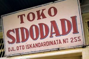 Sidodadi, toko roti legendaris di Kota Bandung