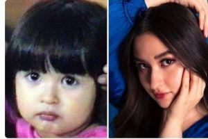 7 Foto masa kecil anak seleb dulu dan kini, manglingi banget
