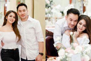 6 Potret manis Jenita Janet bersama sang kekasih, romantis banget