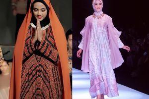 7 Potret anggun Maudy Koesnaedi saat kenakan hijab, manis banget