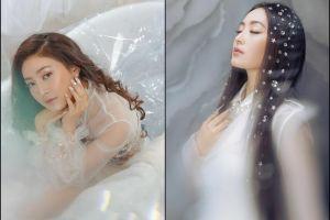6 Potret cantik Natasha Wilona saat photoshoot, bikin jatuh hati
