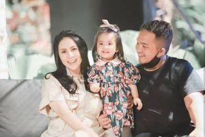 7 Potret manis dan lucu putri Momo Geisha yang mencuri perhatian