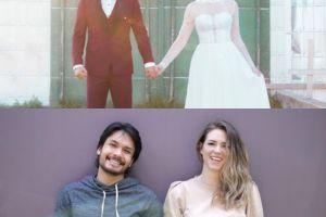 8 Potret kebahagiaan Randy Pangalila dan sang istri, harmonis abis