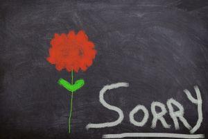 Kamu tidak perlu meminta maaf jika mengalami 6 hal berikut ini