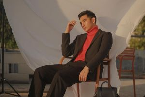Begini tips berbusana ala fashion blogger Arnold Teja