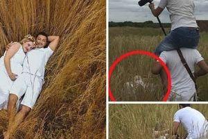 5 Potret totalitas seorang fotografer demi mendapatkan hasil maksimal