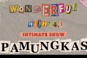 Pamungkas dalam Konser Intimate Show Wonderful Night STP Bali 2020