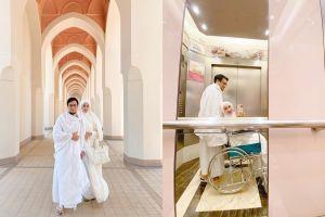 7 Momen manis Dian Pelangi dan suami rayakan ultah pertama pernikahan