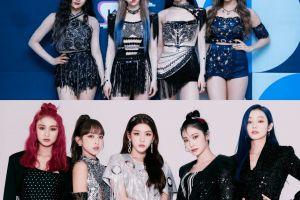 5 Girl group K-Pop terkuat yang debut pada tahun 2020
