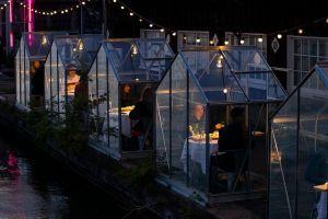 Akankah konsep restoran di Amsterdam menjadi solusi di tengah Corona?