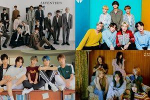 Selain 'Big 3', 4 agensi asal Korea ini juga punya idol populer
