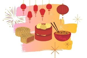 3 Makanan yang wajib ada saat Tahun Baru Imlek dan maknanya