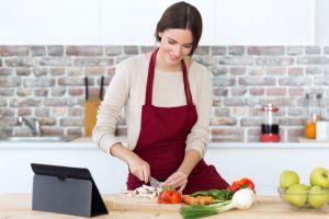 Jaga kondisi tubuh, awali pola hidup sehat mulai dari dapur