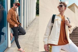 5 Referensi outfit kasual ala Verrel Bramasta, stylish dan keren