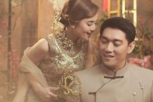 5 Potret prewedding Citra Monica dan Ifan Seventeen, tampil menawan