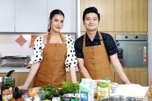 Cantik dan berbakat, 5 artis Tanah Air ini ternyata juga hobi memasak