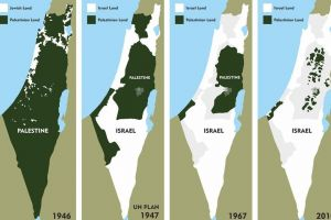 Kilas balik konflik Israel-Palestina