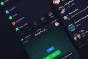 Cara mengaktifkan Dark Mode di WhatsApp, mudah dipraktikkan