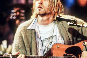 Jejak musisi legenda: Kurt Donald Cobain