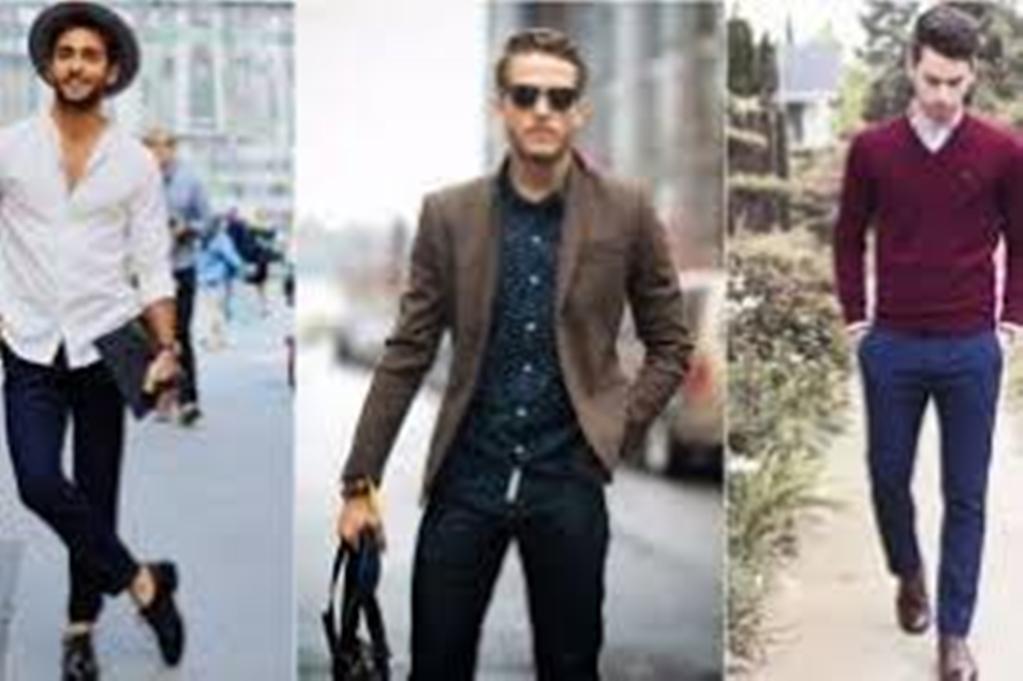 10 outfit kece untuk cowok yang akan wawancara kerja Fashion style untuk orang kurus