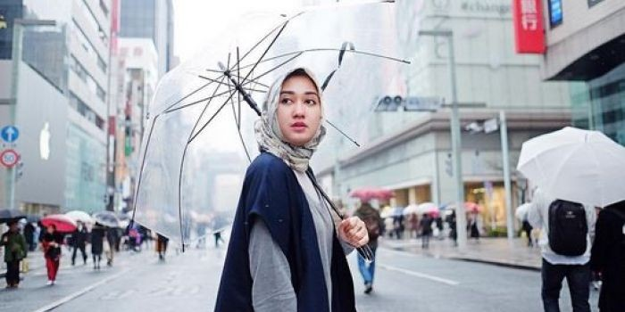 Hasil gambar untuk selebgram hijab