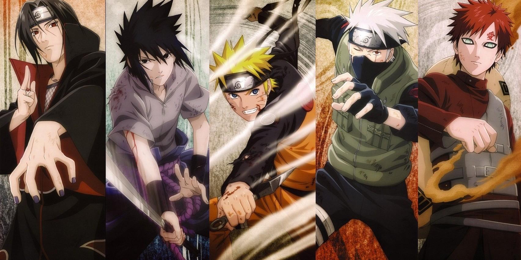 3 Momen Paling Epic Dalam Serial Naruto Tak Terlupakan Ban
