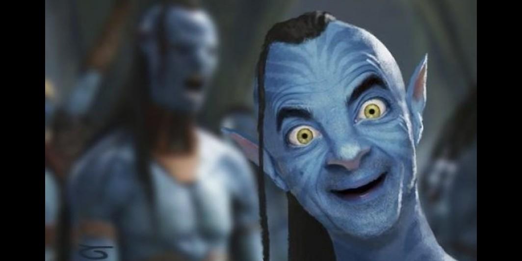 10 Karakter di film top ini diubah wajahnya jadi Mr Bean
