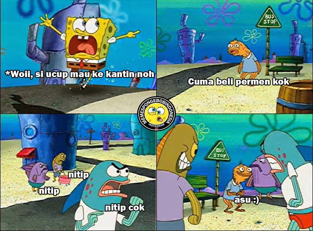Download 65 Meme Di Spongebob Terupdate