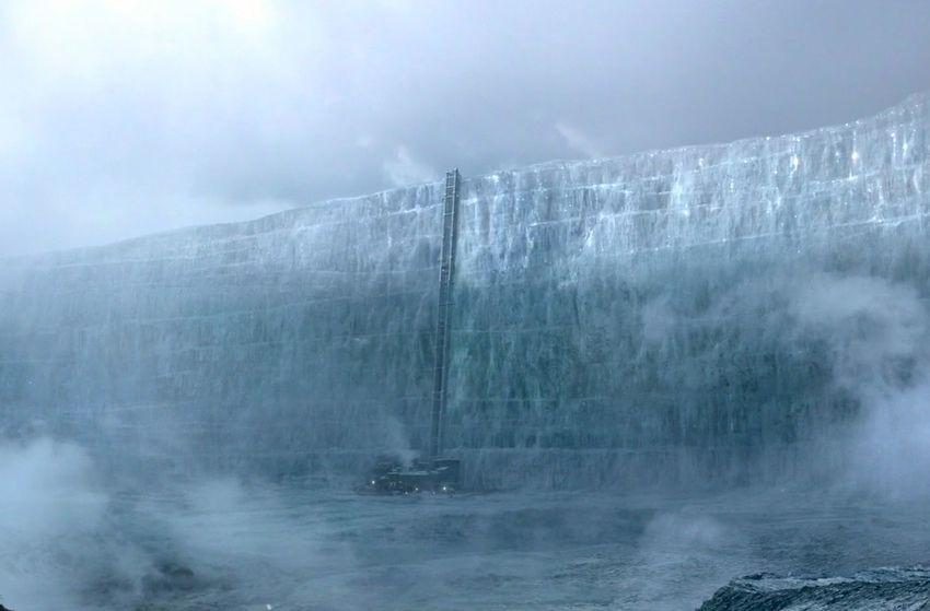 The Wall Game of Thrones ternyata ada di dunia nyata, keren banget!