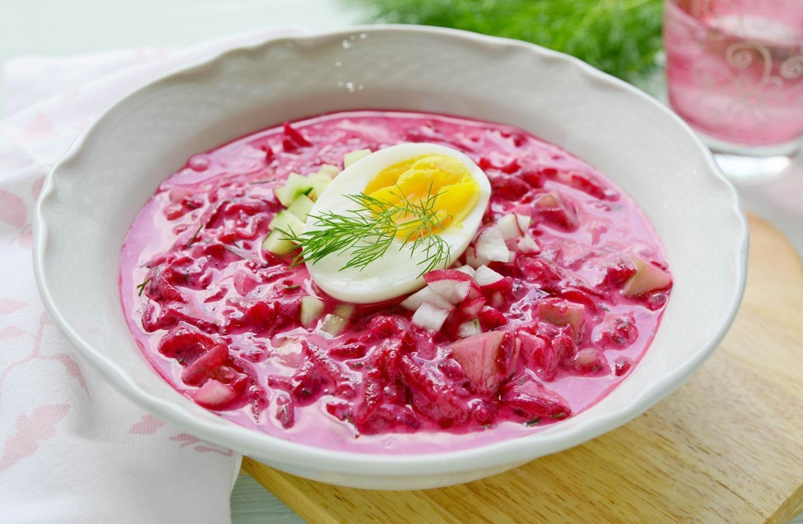 Makanan Tradisional Enak Polandia