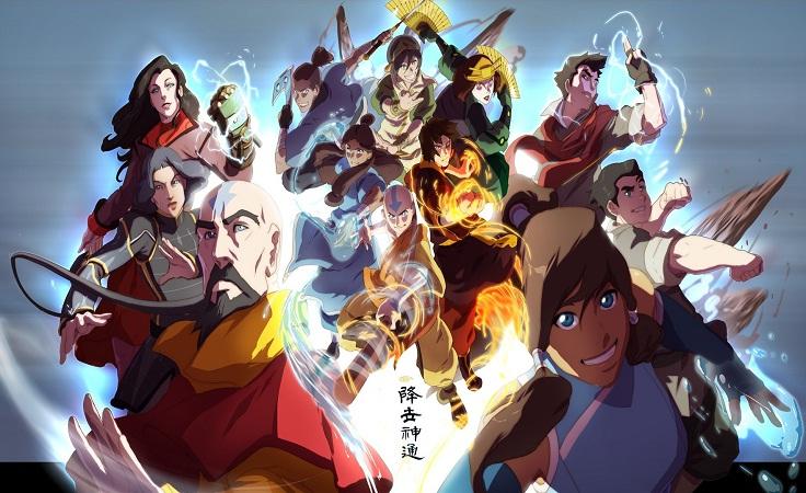 10 Kartun Hollywood Ini Bergaya Ala Anime Jepang