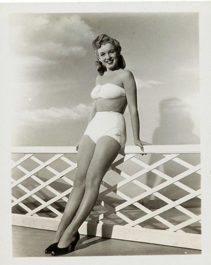 Inilah 10 Foto Marilyn Monroe yang jarang dipublikasikan