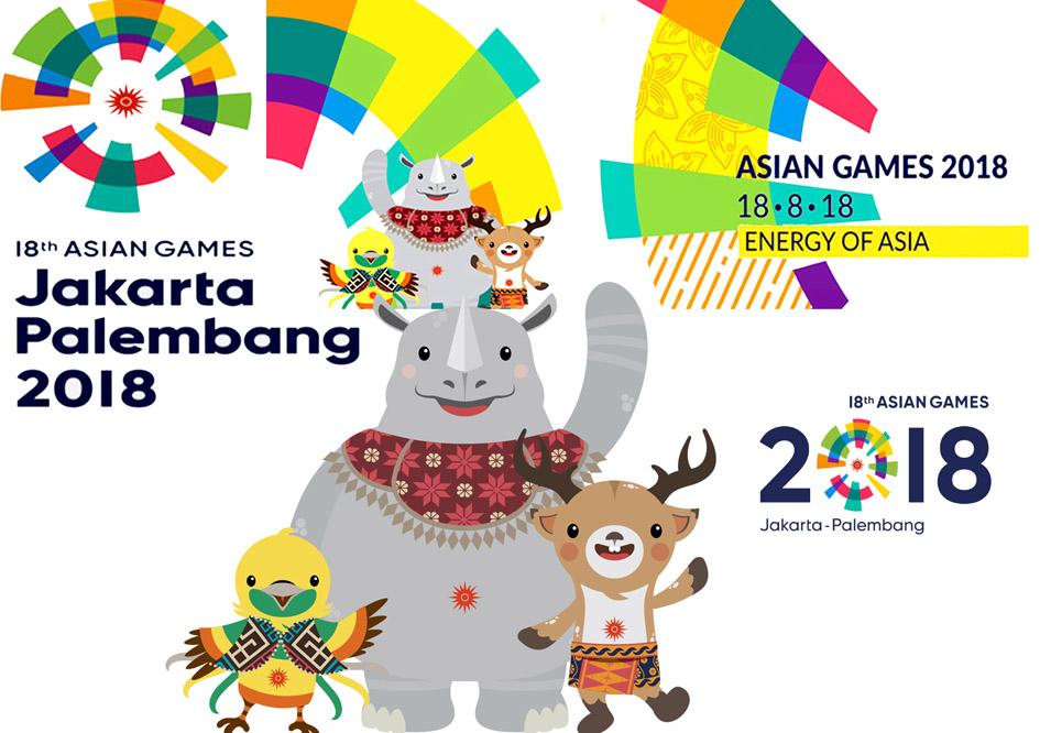 Ini Daftar 45 Negara Peserta Asian Games 2018 Di Indonesia