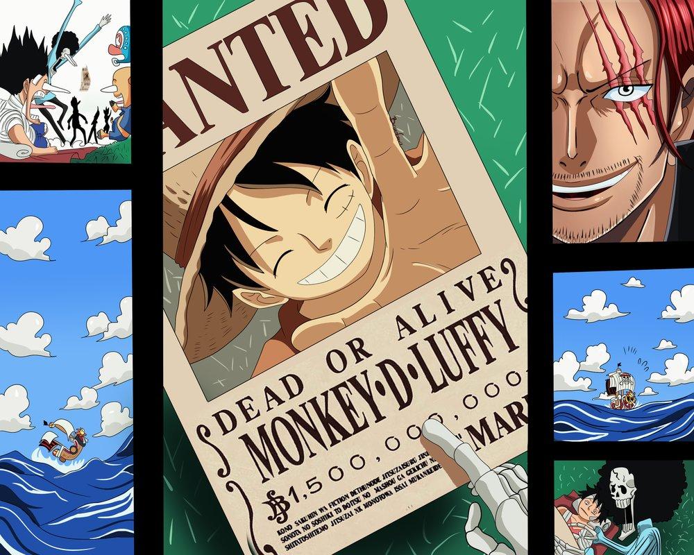 Ulang tahun, Luffy dapat kenaikan bounty jadi 1,5 miliar Belly