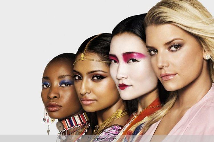 Standar kecantikan wanita di berbagai belahan dunia, gimana menurutmu?