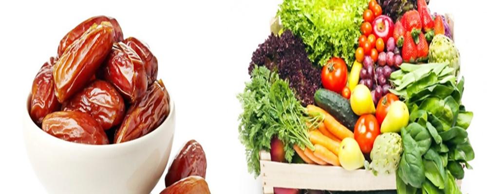 Ini 4 jenis makanan sehat yang wajib dikonsumsi selama bulan puasa