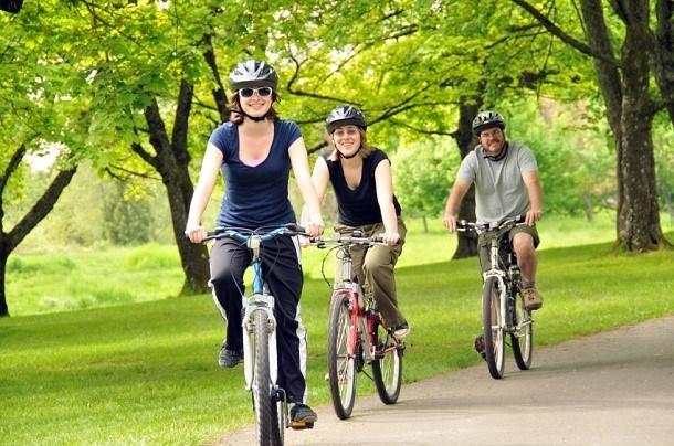 Tak hanya mengasyikkan, bersepeda juga punya 6 manfaat sehat