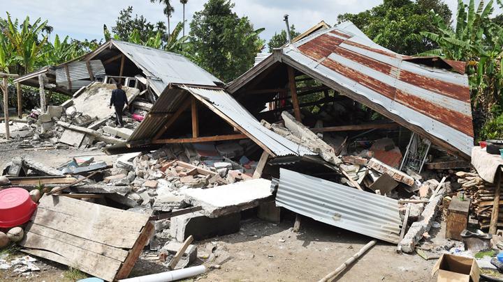 Fakta Gempa Bumi 7 0 Sr Yang Terjadi Di Lombok Nusa Tenggara Bara