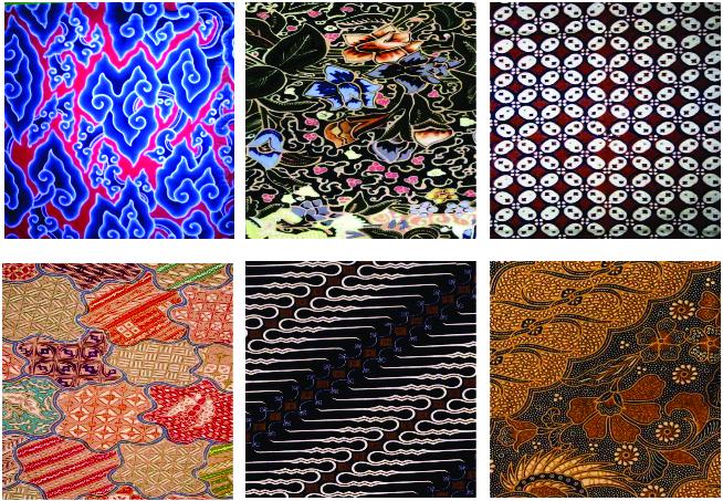 Motif Motif Batik Yang Paling Terkenal Di Indonesia